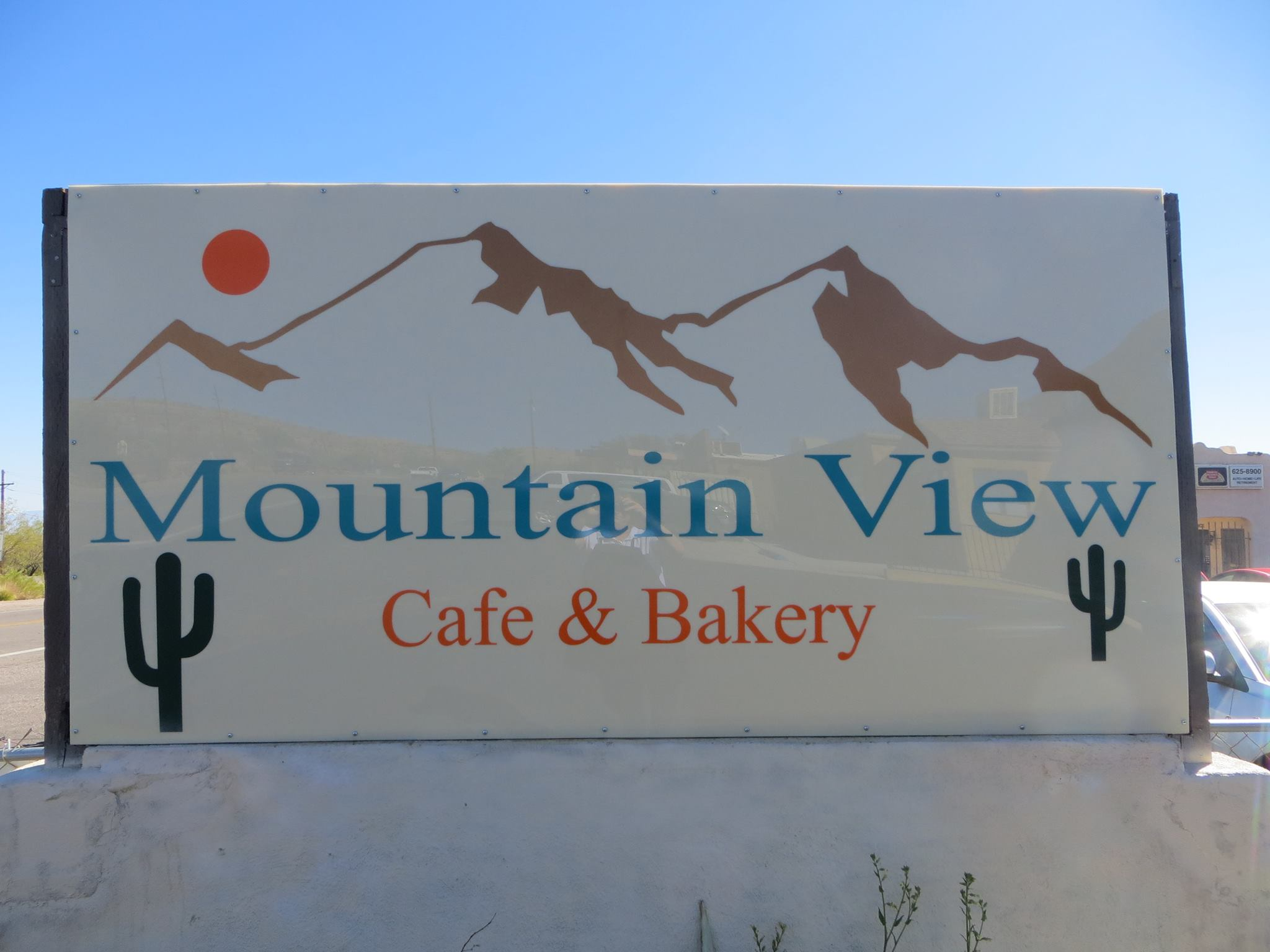 Mountain View Cafe and Bakery